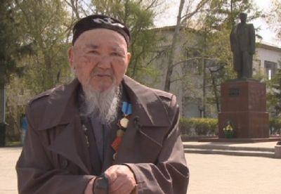 138 Ветеранов вов отпраздновали день победы в акмолинской области