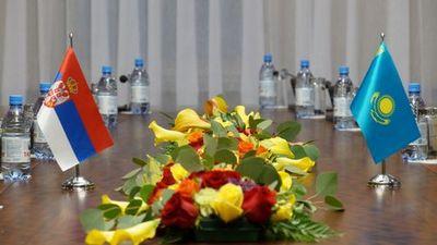 А.мырзахметов встретился с министром сельского хозяйства и охраны окружающей среды сербии