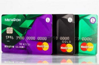 Абоненты мегафона могут превратить мобильный счет в банковский