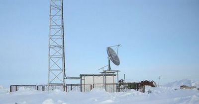 Абоненты мегафона могут совершать звонки с берега северного ледовитого океана