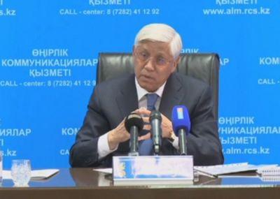 Аким алматинской области рассказал о нужных региону проектах