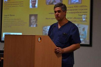 Альберт суфианов: мечтаю сделать тюмень международным образовательным центром нейрохирургии