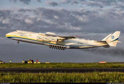 Ан-225 мрия китайская мечта
