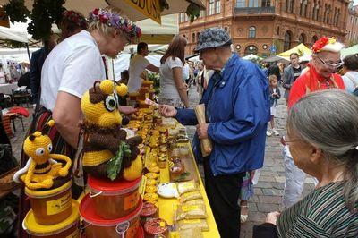 Анапский рынок в руках соратников зиринова