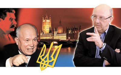 Андрей фурсов о коварстве англичан и бандеризации украины