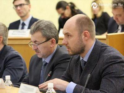 """Андрей потапов: спортшколу """"водник"""" нужно обновлять"""