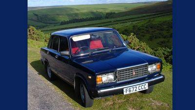 Англичанин рассказал о том, почему он коллекционирует советские машины