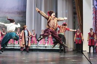 Ансамбль донских казаков выступит перед тюменцами
