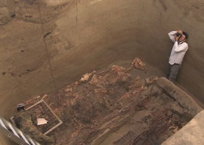 Археологи сделали сенсационные открытия на востоке казахстана