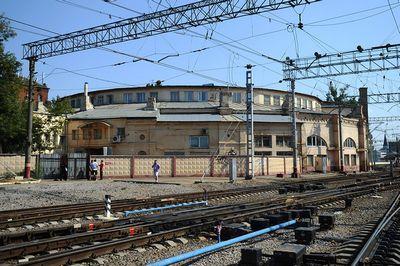 Архнадзор при поддержке прокуратуры добился отмены сноса кругового депо николаевской железной дороги