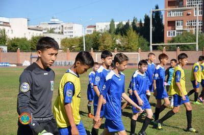 Бесплатные спортивные секции открыты для астанчан