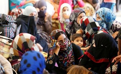 Беженцы из фалуджи говорят о слабости правления игил - «наука»