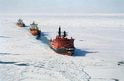Богатырь на северном морском пути