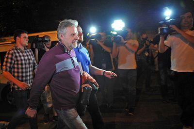Бывший зампрокурора подмосковья александр игнатенко последний фигурант игорного дела, находившийся за решеткой, вышел на свободу