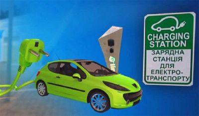 Цены на бензин заставляют украинцев пересаживаться на электромобили