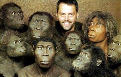 Человек от обезьяны. а человечность?