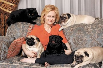Дарья донцова: главная собака в нашем доме это я