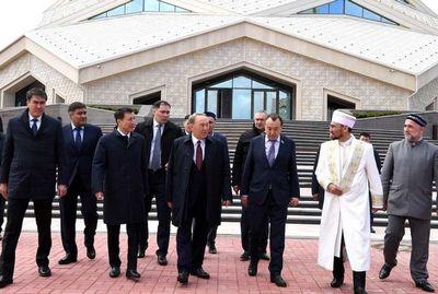Дать зеленый свет: в казахстане открыли экомечеть