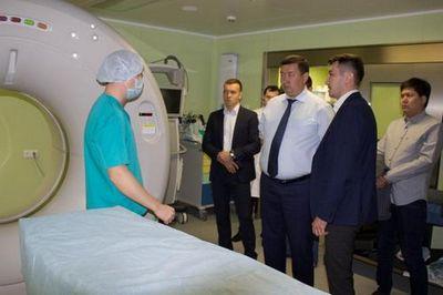 Делегация из казахстана посетила федеральный центр нейрохирургии в тюмени