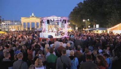 День единства отпраздновали в германии