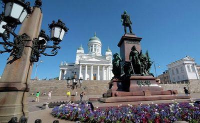День независимости финляндии - «наука»