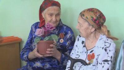День победы отпраздновали в зевакинском доме-интернате для престарелых и инвалидов