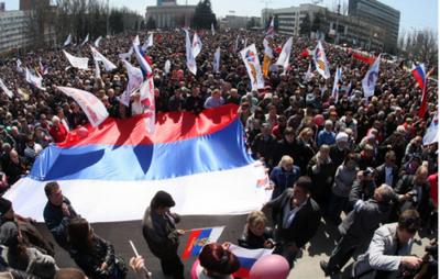 «Десять лет мыготовились иверили»: как начиналась русская весна надонбассе - «общество»