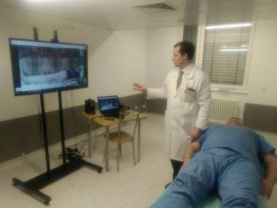 Дистанционная реабилитация: врачи фцн провели первый онлайн-инструктаж