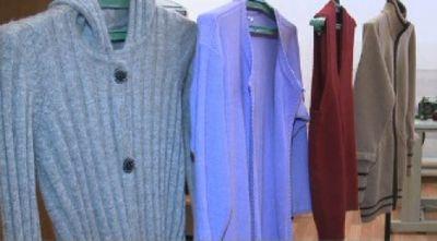 Дизайнеры села павлодарской области готовят линию теплых нарядов