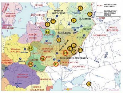 Доказано, что русские не были смешаны с татарами - «общество»