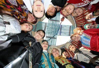 Дом дружбы в уральске стал родным для представителей всех этносов