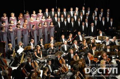 Древнейший певческий коллектив россии открыл «хоровые ассамблеи» в челябинске - «новости челябинска»