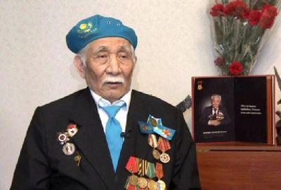 Двойной праздник для ветерана: день победы и 90-летний юбилей