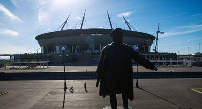 Ещё один памятник коррупции в петербурге?