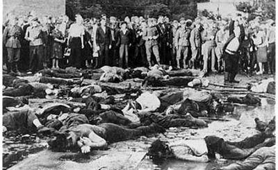 Евреи — проклятие литвы - «наука»