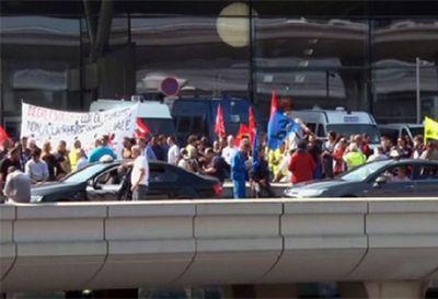 Евро-2016 под угрозой срыва из-за забастовок в париже