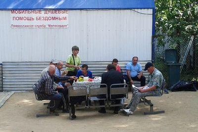 Ежедневно в москву приезжают десятки украинских беженцев