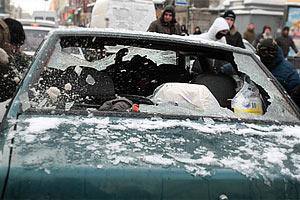 Фанатские акции в москве и петербурге закончились массовой дракой