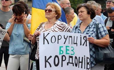 Фейковая репутация украины - «общество»