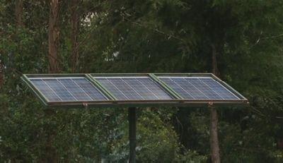 Фермеры кении переходят на солнечные водяные насосы
