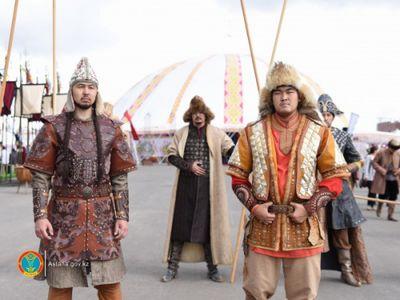 Фестиваль кочевой цивилизации прошел в астане