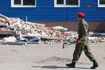 Фигурант дела об обрушении казармы в омске освобожден из-под ареста