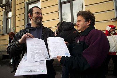 Фигурантам дела гринпис вручили постановление о прекращинии уголовного преследования