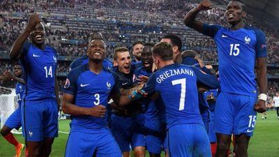 Франция вышла в финал евро-2016