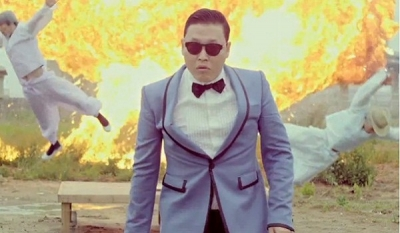 Gangnam style заработало на youtube 8 млн