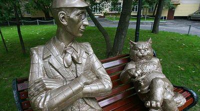 «Газета.ru» осмотрела самые необычные памятники в москве