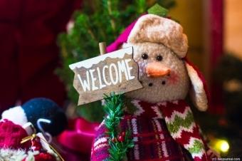 Где пройдут рождественские ярмарки москвы