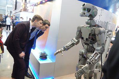 Где же вы, крылатые роботы?