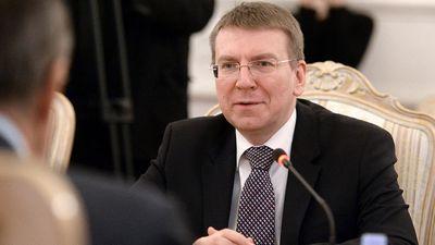 Глава мид латвии рассказал, почему ухудшились отношения с россией