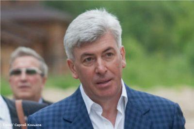 Глава порта усть-луга валерий израйлит арестован по подозрению в хищении 1,5 млрд рублей